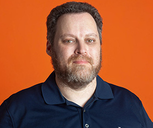 Serge Yurovsky, Business Development Director, Code Engine Studio